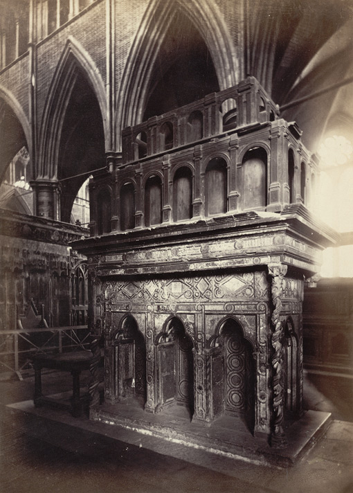 Shrine Of S. Edward The Confessor